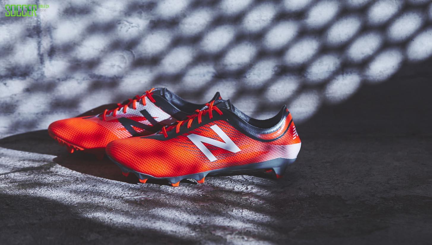 "New Balance Furon 2.0 ""Alpha Orange"" : Football Boots : Soccer Bible"
