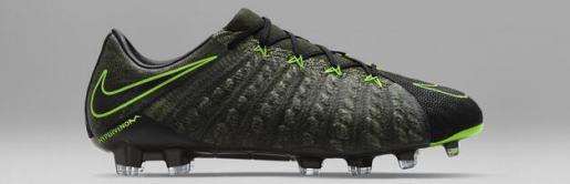 Nike Hypervenom 3 Tech Craft 毒锋3袋鼠皮足球鞋