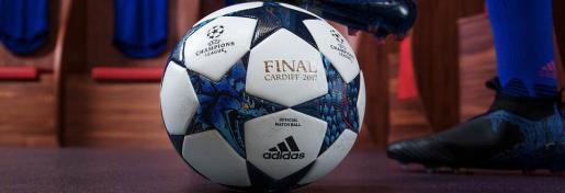 阿迪达斯发布2016/17赛季欧冠联赛淘汰赛阶段比赛球