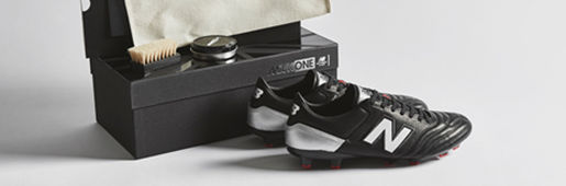 "New Balance 发布 ""MiUK ONE"" 足球鞋"