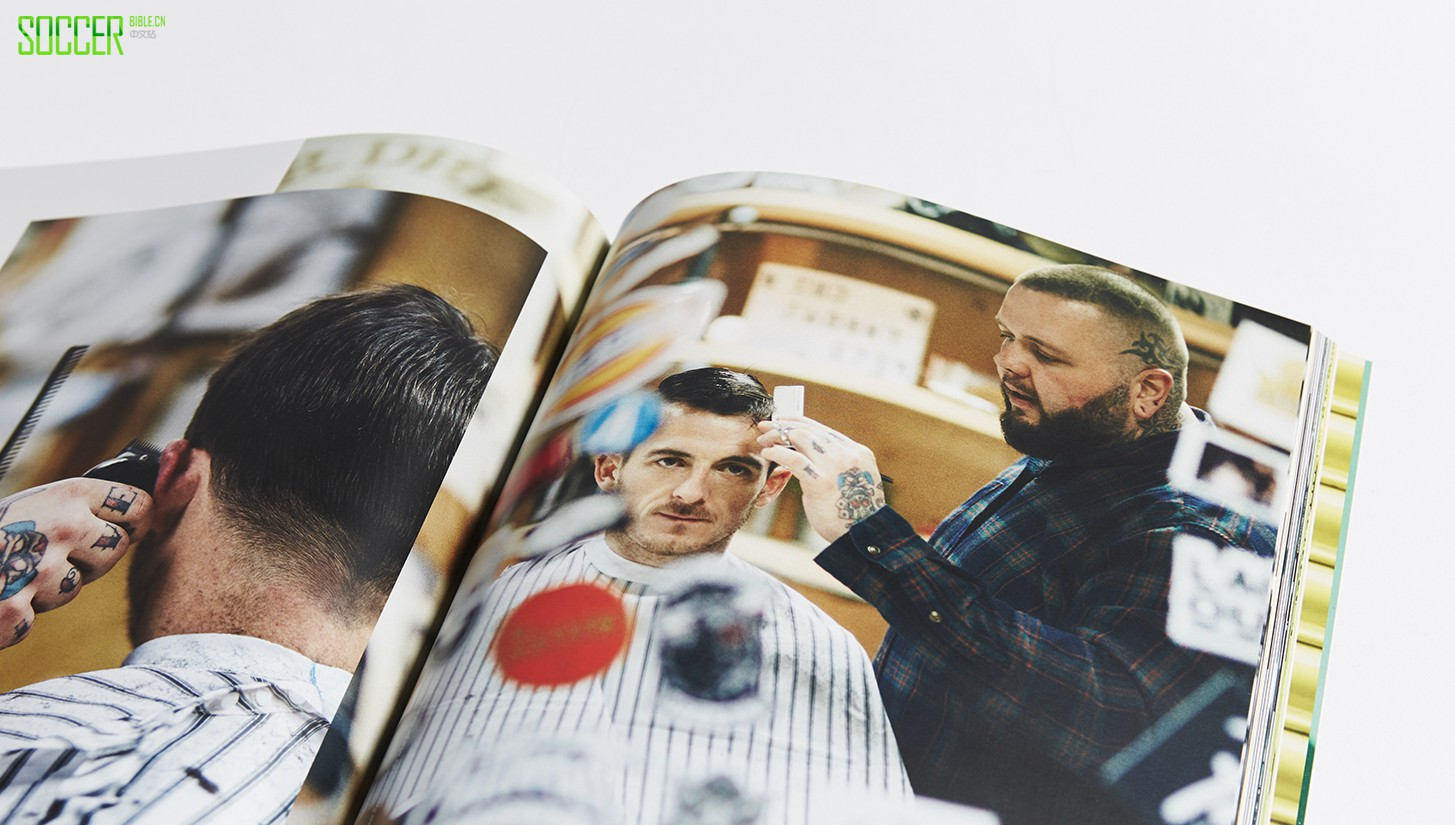 SoccerBible Magazine Issue 8: Horizons : Books and Magazines : Soccer Bible
