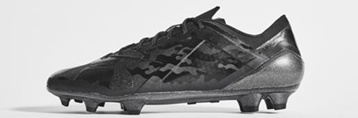 鬼影出没 Under Armour Spotlight 2.0全黑足球鞋