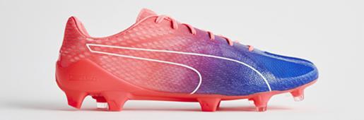 会呼吸的足球鞋再度登场 PUMA evoSPEED Fresh 2.0