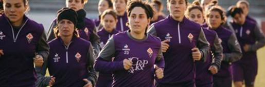 意甲新冠――佛罗伦萨女队