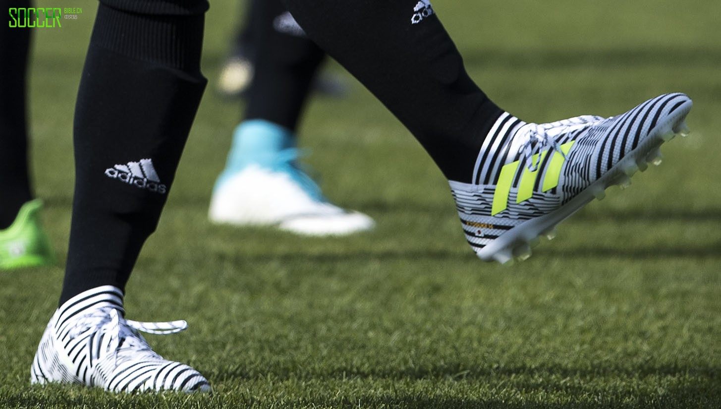 Japan U20s Train In Unreleased adidas Silo : Boot Spotting : Soccer Bible