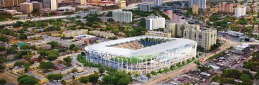 贝克汉姆组队加盟MLS迎利好 已经花钱拿下球场用地