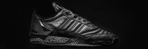 Shoe Surgeon和阿迪达斯联合推出Copa Rose Lux Triple Black