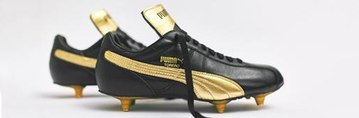 彪马推出King Torero复刻版球鞋