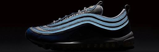 致敬大罗 大西洋蓝色Nike Air Max 97上市