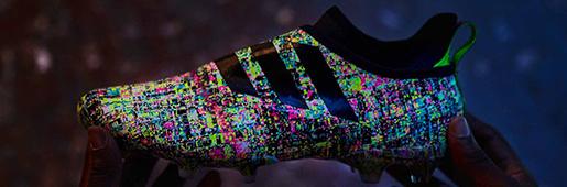 adidas 发布 Glitch