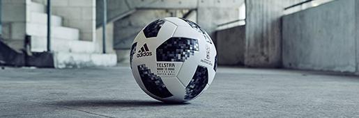 阿迪达斯正式发布2018俄罗斯世界杯官方比赛用球Telstar 18