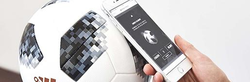 玩转高科 教你使用阿迪达斯Telstar 18中的NFC功能
