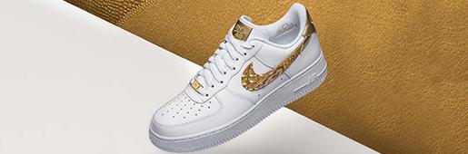 不仅有足球鞋 Nike Air Force 1 <font color=red>CR7</font>助威C罗第五座金球