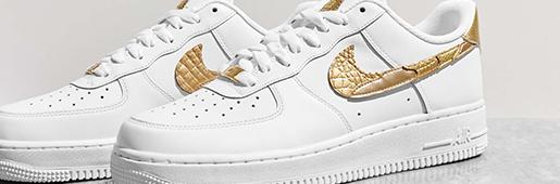 致敬C罗 耐克发布Air Force 1 <font color=red>CR7</font> Golden Patchwork运动鞋