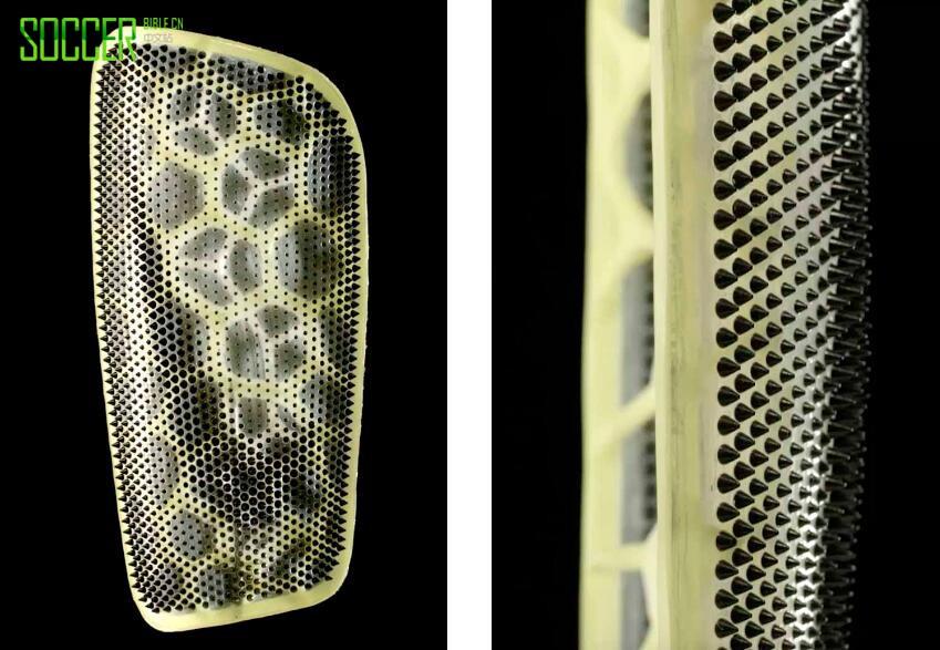 耐克发布新一代Mercurial Flylite Superlock护腿板