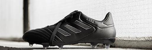 adidas Copa Gloro 17 全黑配色足球鞋发布