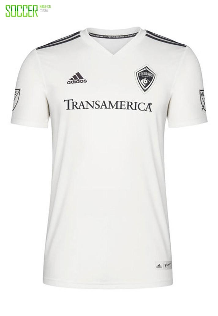 adidas发布所有MLS俱乐部的Parley球衣