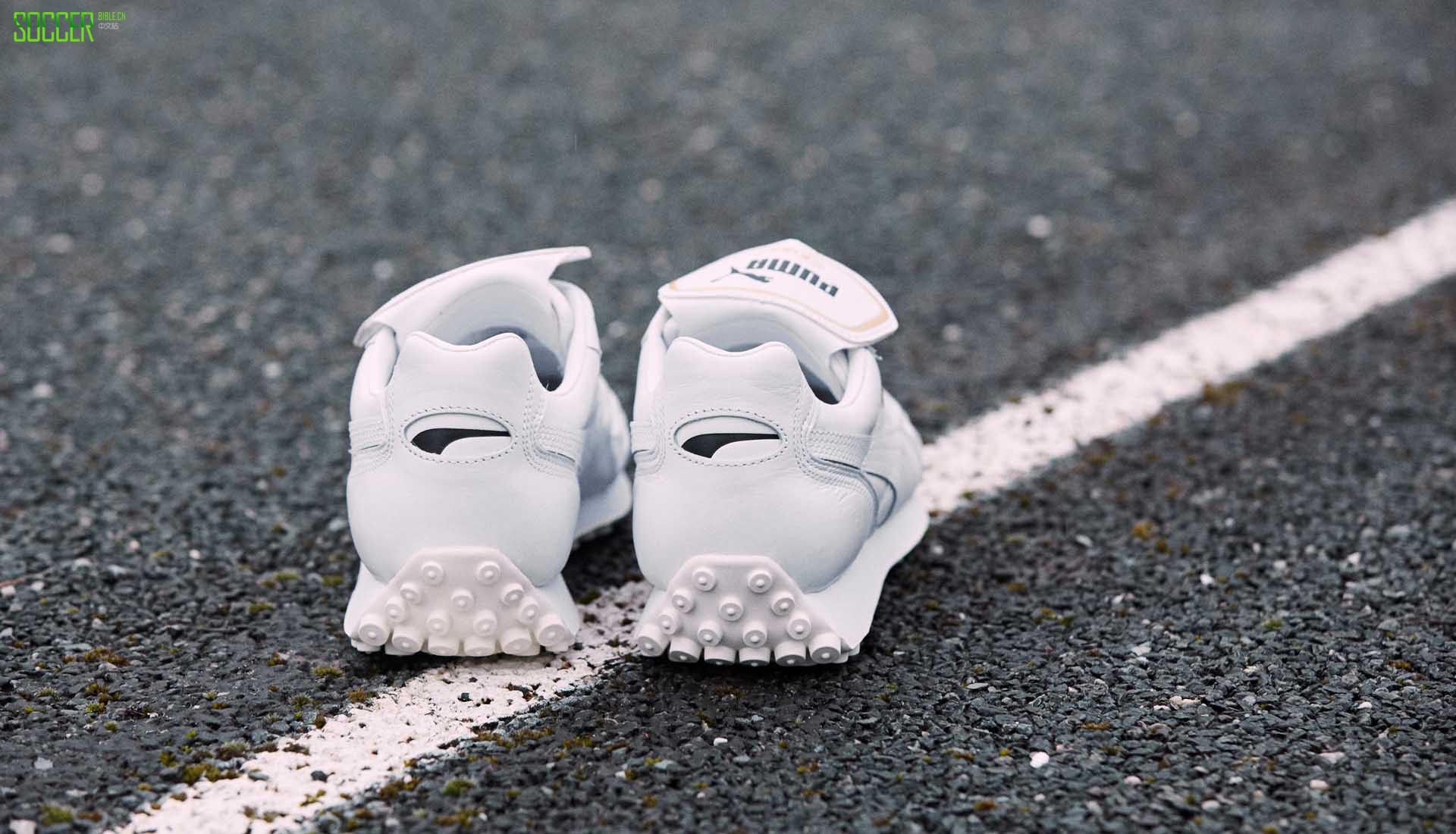 PUMA推出King Avanti Premium运动鞋