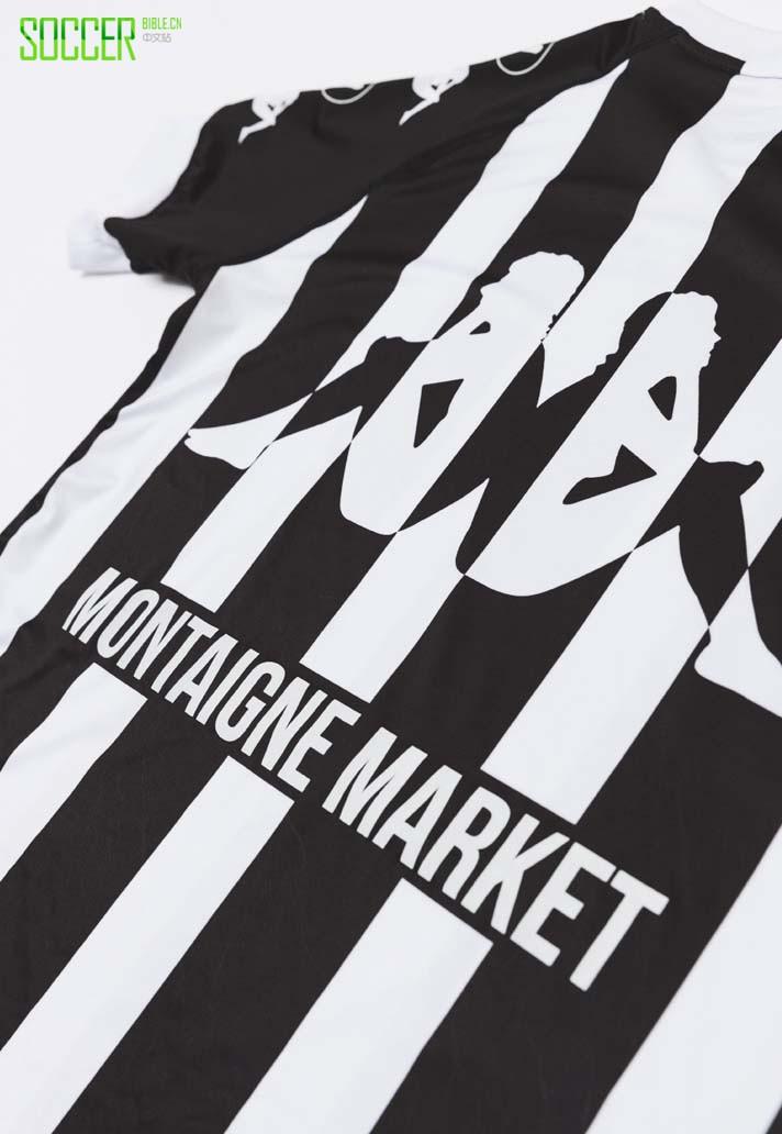 Kappa和Montaigne Market发布系列产品