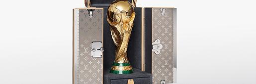 路易威登(LV)展示了2018年世界杯系列产品