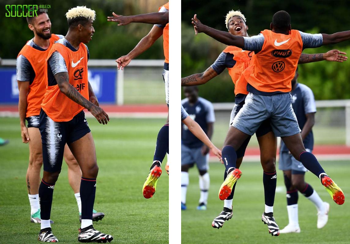 阿迪达斯Glitch系列足球鞋成为世界杯的主角之一?