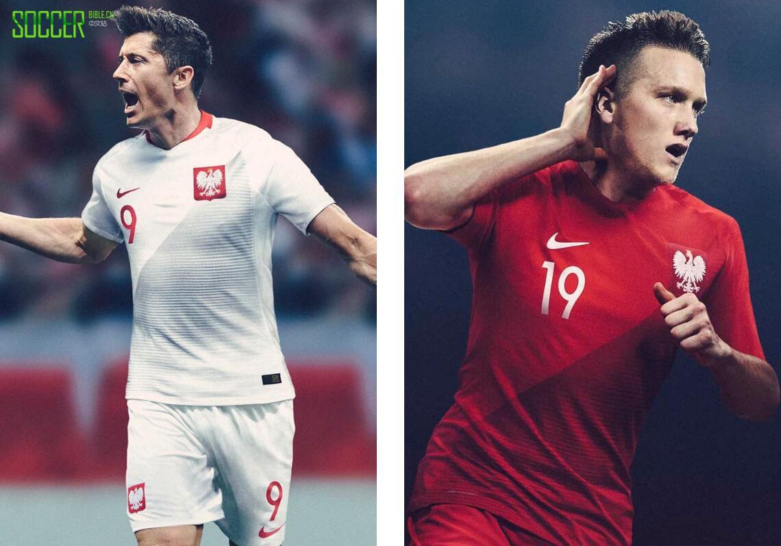 盘点2018世界杯球衣