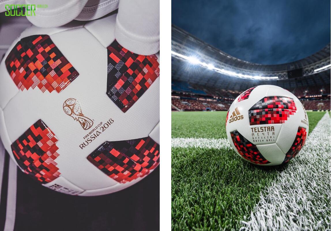 """阿迪达斯发售""""电视之星""""世界杯淘汰赛阶段比赛用球"""