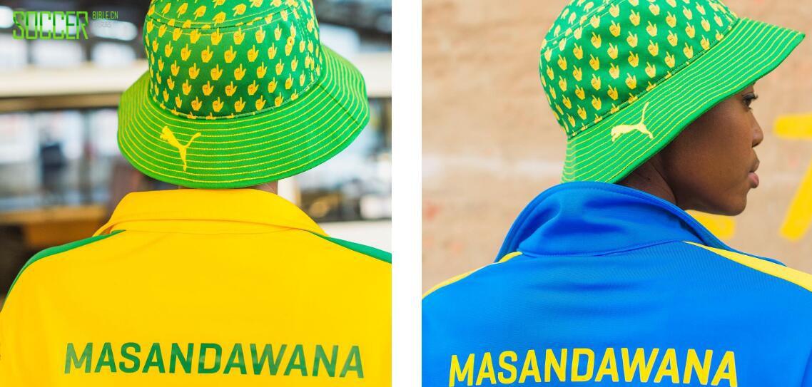 彪马推出南非球队马姆罗迪晚霞2018 /19系列套装