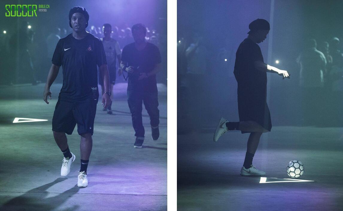 耐克Phantom主题派对携手Ronaldinho & Kevin Prince-Boateng走进柏林