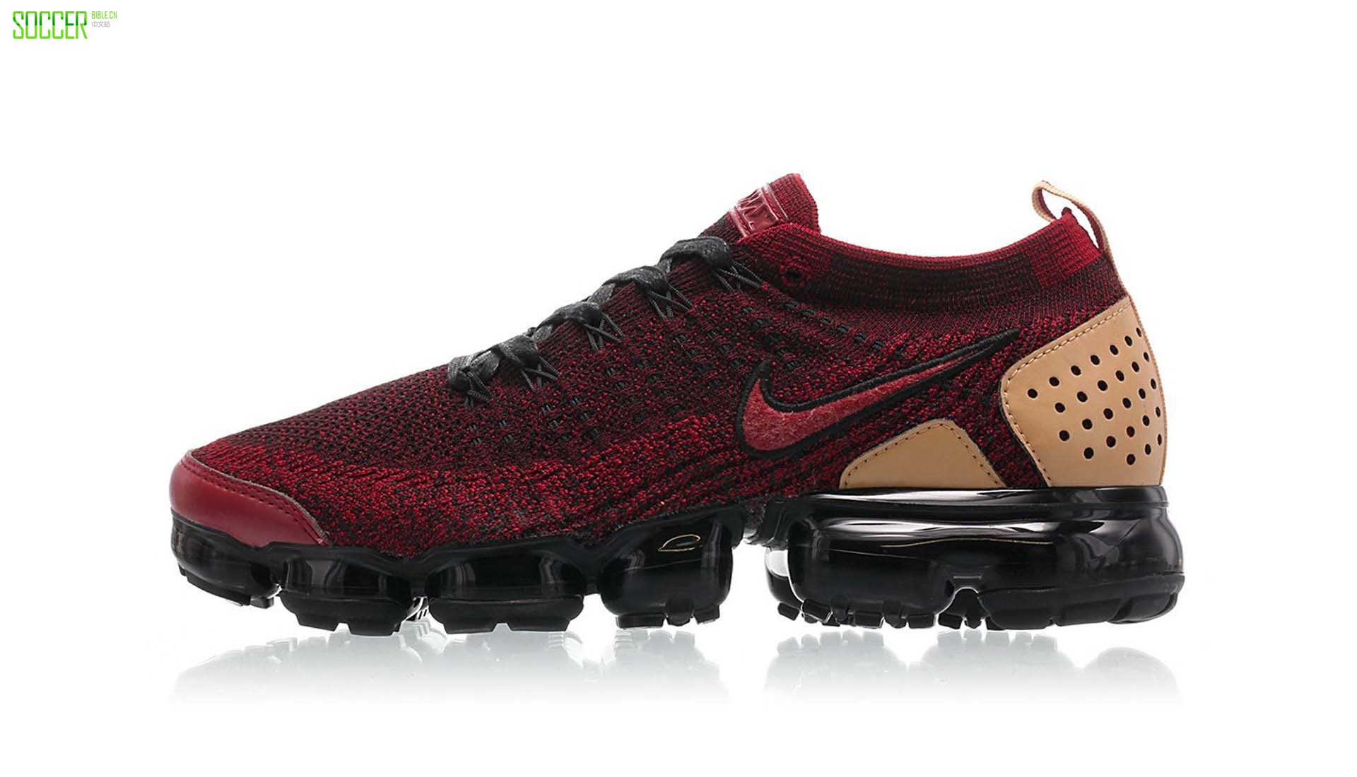 "耐克发布Air VaporMax2 ""Rising Fire""配色"