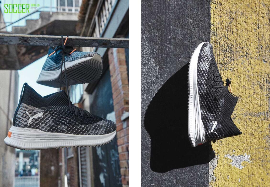 """PUMA联名联名Pro : Direct 发布""""伦敦之城""""配色Future AVID NetFit运动鞋"""