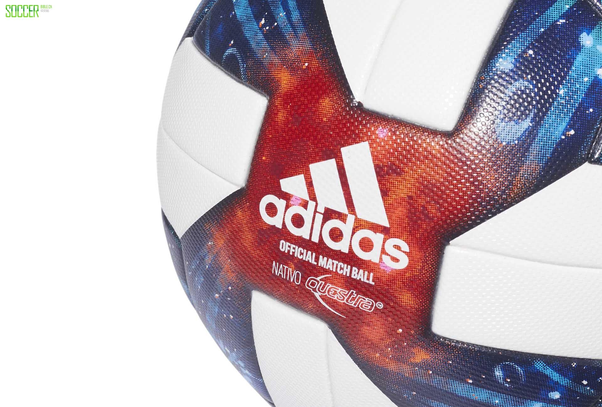 阿迪达斯发布2019年MLS联赛的官方比赛用球