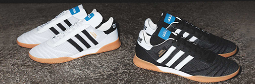 adidas发布两款限量版COPA 70Y运动休闲鞋