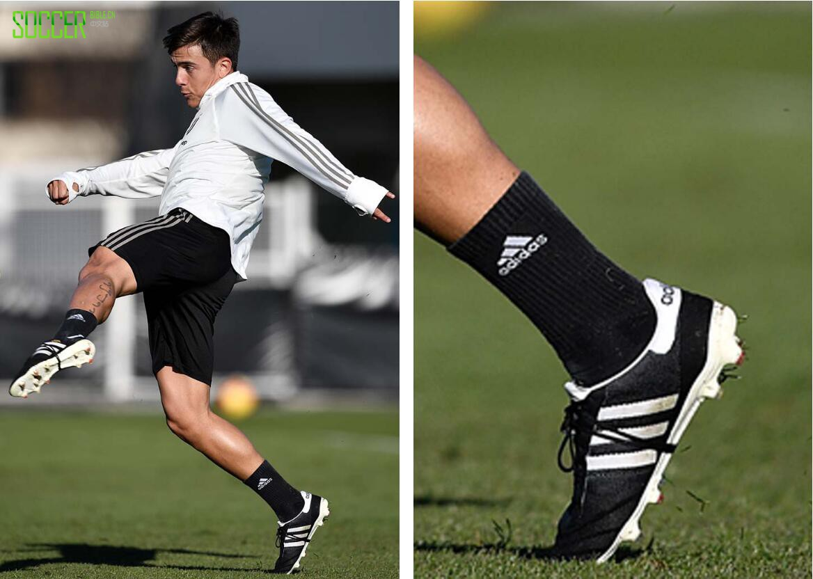独享限量 迪巴拉在训练中换上最新adidas COPA 70足球鞋