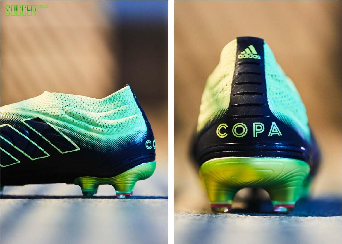 """阿迪达斯""""敢秀套装"""" COPA 19+足球鞋"""