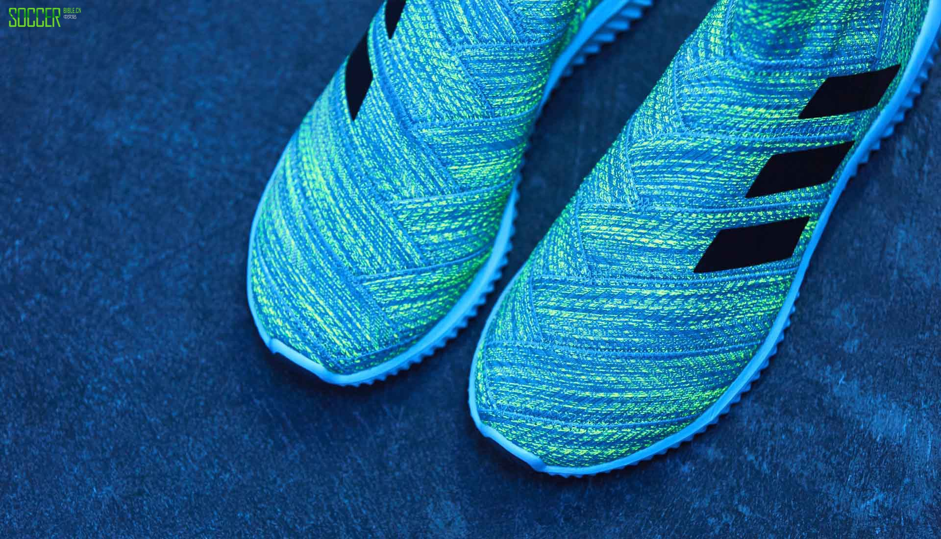 adidas Nemeziz 19.1 TR推出两款新配色
