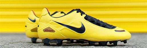 T90重现江湖 耐克正式发布T90 Laser I SE复刻足球鞋