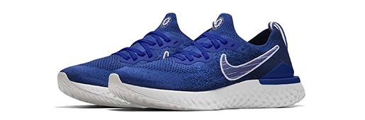 Nike发布切尔西&热刺 Epic React Flyknit 2