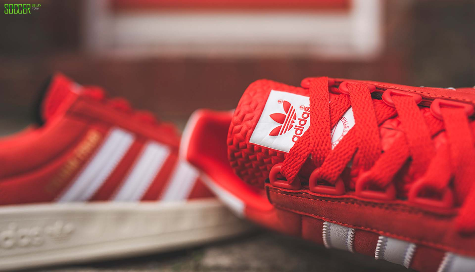 adidas Originals推出Trimm Trabs Merseyside Pack休闲鞋