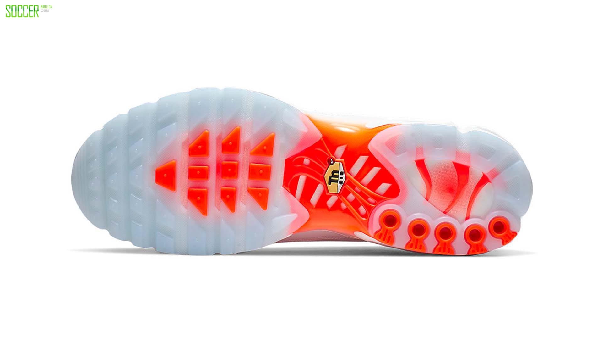 耐克发布Euphoria Pack配色的Air Max Plus运动鞋