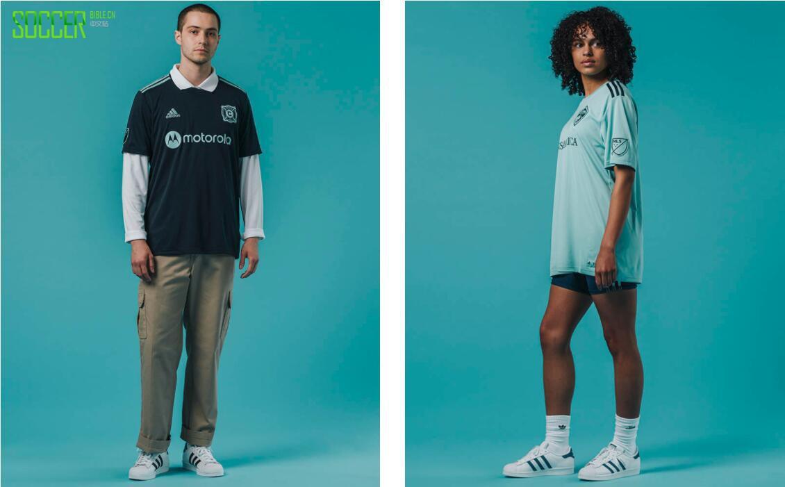 美职联推出adidas x Parley 2019球衣