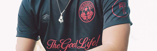 The GoodLife FC联合Umbro推出SS 19球衣