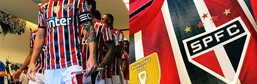 阿迪达斯推出圣保罗19-20赛季客场球衣