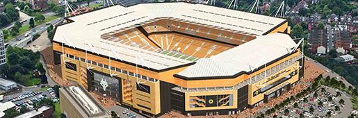狼队揭示了全新Molineux主场的重建概念设计