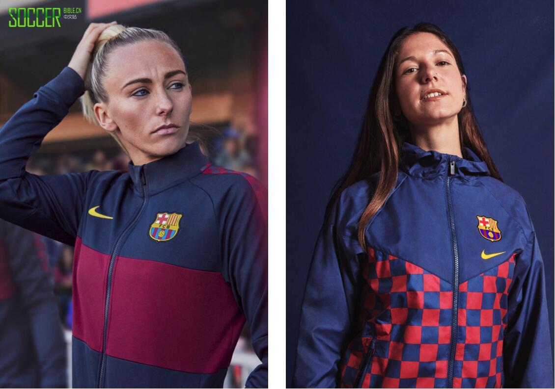 巴塞罗那2019-20赛季主场球衣