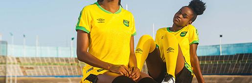 茵宝全球品牌营销总监畅谈牙买加2019年女足世界杯装备