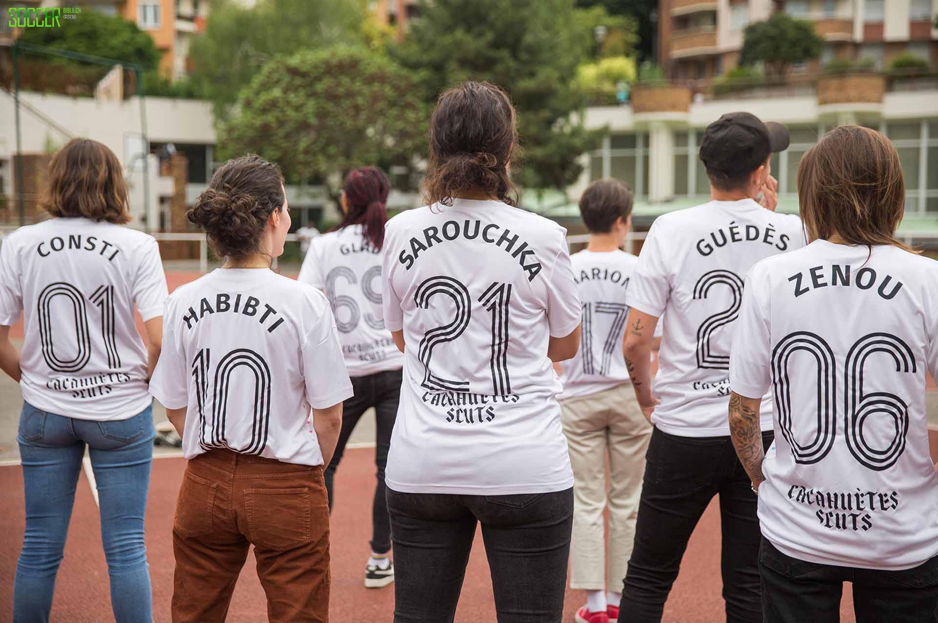 BledFC推出助力女足世界杯特殊球衣