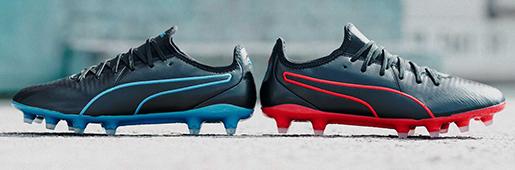 彪马推出了King足球鞋的专属配色