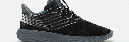 Stormzy联名Adidas Sobakov运动鞋发布