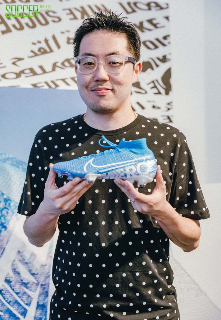 Nike高级设计总监李正宇谈论到新一代刺客最大的改变。
